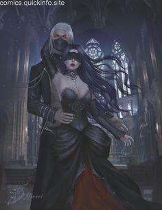 Is it you by Alenari.deviantar... on @DeviantArt -... - #Alenarideviantar #devia..., #Alenarideviantar #devia #DeviantArt #FantasyComicsdeviantart Fantasy Girl, Gothic Fantasy Art, Fantasy Couples, Fantasy Love, Beautiful Fantasy Art, Fantasy Artwork, Final Fantasy, Gothic Artwork, Medieval Fantasy