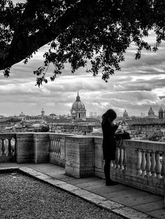 Roma - Terrazza del Pincio  - 2014 enzodemartino photography