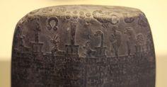 Sumerian astronomy, Pergamon Museum Berlin. Photo: Sanjin Đumišić.