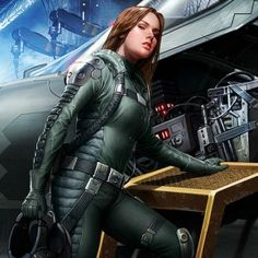 admira-wijaya-artist-sexy-pilot-helliger