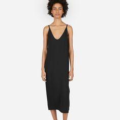 The Japanese GoWeave Long Slip Dress – $88