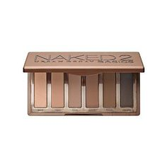 Urban Decay Naked2 Basics Eye ❤ liked on Polyvore featuring beauty products, makeup, eye makeup, eyeshadow, urban decay eye makeup, urban decay, urban decay eyeshadow, palette eyeshadow and urban decay eye shadow