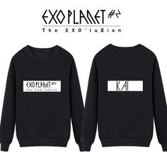 EXO'Luxion Sweater Full members' name