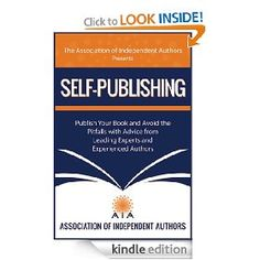 I'm thrilled to be a contributing author in this new book on self-publishing!