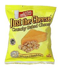 Just The Cheese: makes a great salty, crunchy, and neutral snack on ALL steps of The Diabetes Miracle and The Metabolism Miracle.