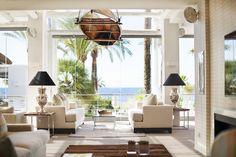 Hotel Puente Romano Marbella Spain Seagrill Bar & Restaurant