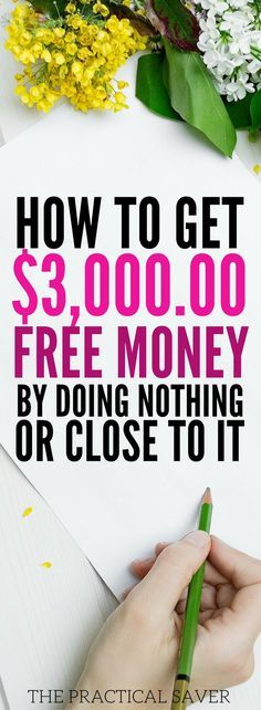 These free money hacks that work will blow your mind. You wish you knew this before. You can make extra money at home doing less or nothing at all. money making ideas l get free stuff l save money tips l frugal living tips l credit card hacks l investing for beginners l earn extra cash ideas from home #extracash #moneymakingideas #freemoney #retirementincome #PersonalFinance #easymoney #moneymakers. Click here to find out how you can make extra money with little effort.