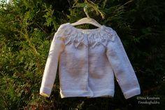 Ravelry: Finnskoghuldra's Lilla Bella jakke