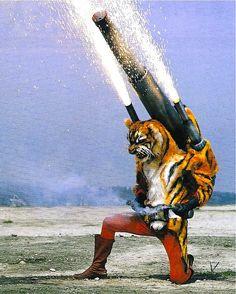 tiger rocket tights