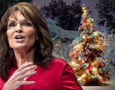 Sarah Palin Doesn't Know Jack Frost About Christmas