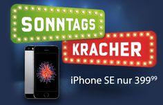 Megakracher: Apple iPhone SE für 399€ im Sonderangebot! - https://apfeleimer.de/2016/09/megakracher-apple-iphone-se-sonderangebot - Wenn das iPhone 7 zu groß ist: iPhone SE Schnäppchen für 399,99 Euro! Unser aktuelles iPhone SE Angebot kann sich sehen lassen. Für unter 400 Euro könnt ihr heute ein neues iPhone SE mit 16GB in space grau oder silber bestellen. Das Angebot ist streng limitiert – allzu lange solltet ihr mit...
