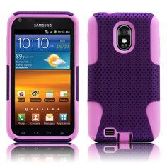 MagicMobile For Galaxy S2 Sprint Samsung Epic Touch 4g (Model SGH D710) Purple Mesh and Light Pink Hybrid Case + MagicMobile Charm MagicMobile http://www.amazon.com/dp/B00D5WRXHS/ref=cm_sw_r_pi_dp_Zn.Xtb14ETQQ3JR1