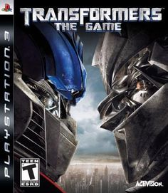 Transformers the Game - Playstation 3