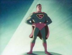 Old Superman cartoons!