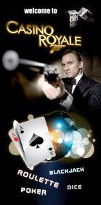casino royale theme night in London