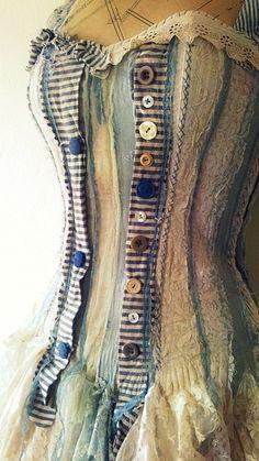 Alice-Kleid von NaturallyBohemian auf Etsy