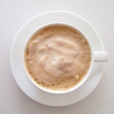 The Secret to Dairy Free Frothy Coffee