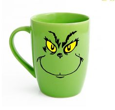 Hey, I found this really awesome Etsy listing at https://www.etsy.com/listing/471619780/the-grinch-grinch-coffee-cup-grinch-mug