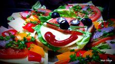 Wojti gotuje czyli 1000 sposobów na szybkie danie : Wiosenne kanapki