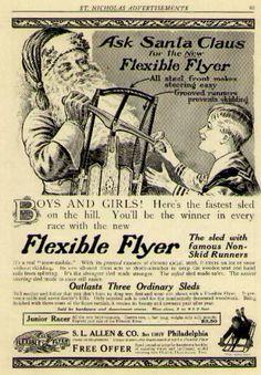 1909 Flexible Flyer