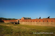 miss this place too even though it always creeped me out a tiny bit. 5 minutes or so from the beach house. Fort Clinch State Park, Fernandina Beach, Florida