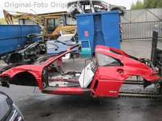 body in white chassis with documents Ferrari F355 GTS   eBay Motors, Parts & Accessories, Car & Truck Parts   eBay!