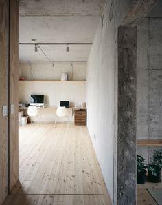 Setagaya Flat Interior Naruse Inokuma Architects & Hiroko Karibe Architects 2011
