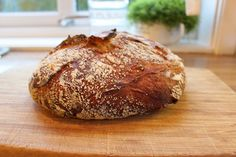 Eltefritt landbrød med durumhvete - http://www.mytaste.no/o/eltefritt-landbr%C3%B8d-med-durumhvete-18949179.html