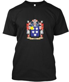 Dinu Coat Of Arms   Family Crest Black T-Shirt Front - This is the perfect gift for someone who loves Dinu. Thank you for visiting my page (Related terms: Dinu,Dinu coat of arms,Coat or Arms,Family Crest,Tartan,Dinu surname,Heraldry,Family Reunion,Dinu fa ...)