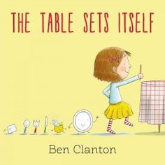 CountyCat - Title: The table sets itself
