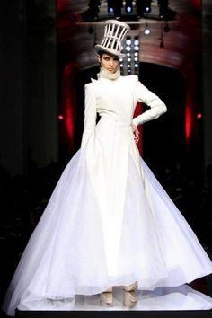 Collezione Jean Paul Gaultier Autunno/Inverno 2012/2013 a Paris Haute Couture