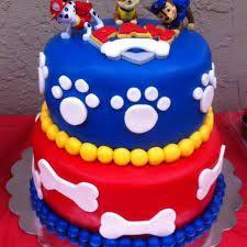 """Résultat de recherche d'images pour """"paw patrol cake"""""""
