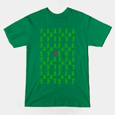 Little Green Army Unicorn by Thatssounicorny Limited Time $14