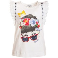 T-Shirt smanicata  st. girl