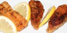 Dejlig tapas med fisk stegt sprøde i god olivenolie sammen med krydderier.