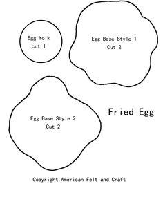 Free Felt Food Tutorials and Patterns | ~American Felt & Craft ~ Blog