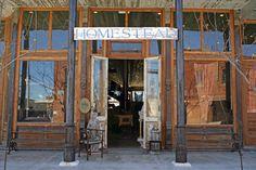 Homestead Antiques...Hico,Texas...