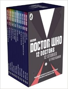 Doctor Who: 12 Doctors, 12 Stories Slipcase Edition Paperback – Deluxe Edition, December 2, 2014 Disc: Affiliate Link