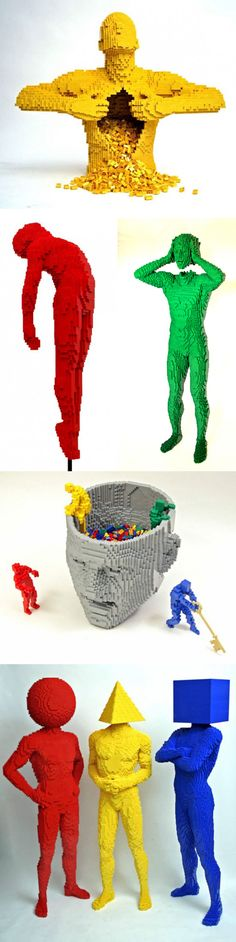 Lego Art Creations