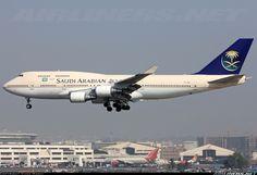 Saudi Arabian Airlines (Air Atlanta Icelandic) TF-AAC Boeing 747-481 aircraft picture