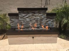Arizona Backyard Custom propane fire pit tables and fire pits are decadent pieces that become the highlight of your backyard, patio, deck or landscape. Propane Fire Pit Table, Fire Table, Custom Fire Pit, Cool Fire, Backyard, Patio, Metal Working, Arizona, Deck