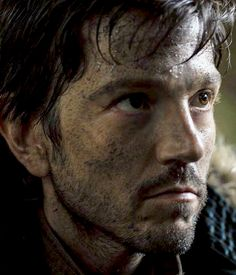 Still of Diego Luna as Cassian Andor in Rogue One {x}