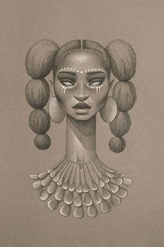 Nebula Blues by Sara Golish