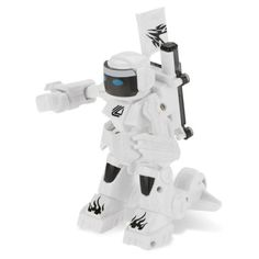Intelligent 2.4G RC Robot Boxing Model Toy #tech #rc #rccars #rctanks #rcrobot