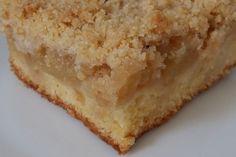 Streusel - Apfel - Blechkuchen 4