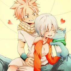 fairy tail nali | ... ago 141 notes reblog tags fairy tail lisanna happy natsu dragneel nali