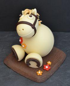 Cheval Chocolat