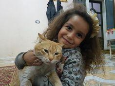 #SyrianChildren #SyrianCats #smile #beautiful Syrian Children, Childhood, Smile, Beautiful, Nature, People, Kids, House, Animals