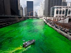 Chicago - St. Patrick's Day Around the World - Travel Channel