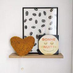 Nouveauté sur leshop! La boite à musique cœur en tricot. <3